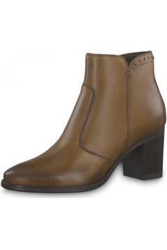 Bottines Tamaris Boots Talon Camel(101571586)