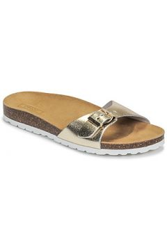 Mules Only MADISON METALLIC LEATHER(115488291)