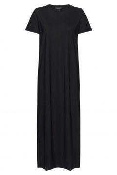 W Sense Tee Dress Maxikleid Partykleid Schwarz PEAK PERFORMANCE(116951541)