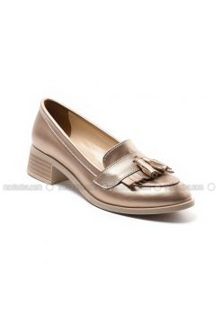 Golden tone - Casual - Shoes - Sapin(110325735)