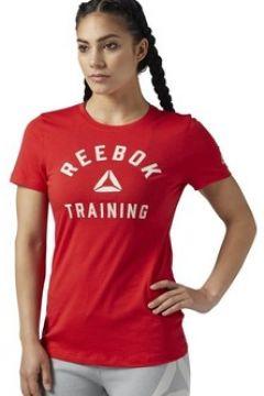 T-shirt Reebok Sport Crew Price Entry(127934030)
