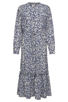 Anastacia Dress Maxikleid Partykleid Blau LOLLYS LAUNDRY(117615881)