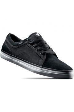 Chaussures DVS aversa black suede canvas(98734861)