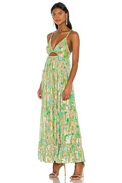 Макси платье nadia - HEMANT AND NANDITA(115068091)