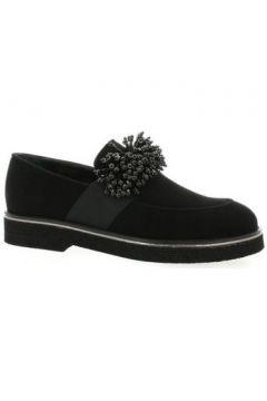 Chaussures Mitica Mocassins cuir velours(127909774)