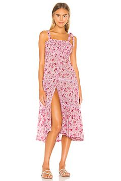 Платье миди triny - Poupette St Barth(115072418)