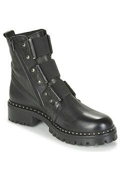Boots Philippe Morvan HARMY V1 ROMA NOIR(127922061)