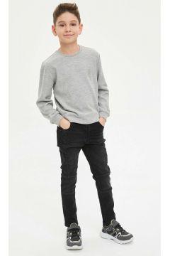 DeFacto Erkek Çocuk Martin Super Skinny Fit Jean Pantolon(108642238)