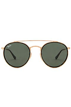 Круглые солнцезащитные очки с двойной перемычкой - Ray-Ban(118966241)