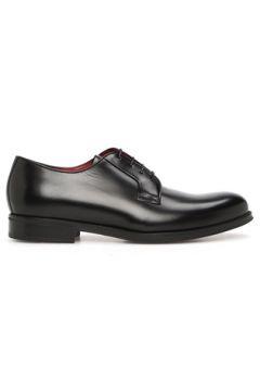 Barrett Erkek Siyah Deri Ayakkabı 0 US(118330359)