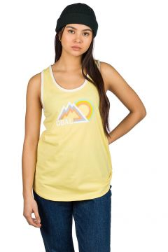 Coal Fernow Tank Top geel(116337136)
