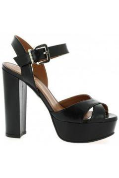 Sandales Essedonna Nu pieds cuir(127909425)