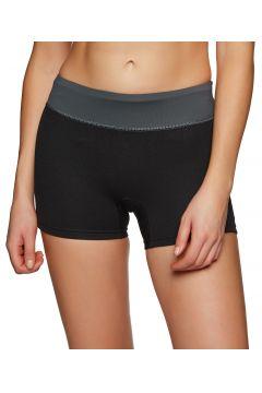 Xcel 3/1 mm Paddleshort Damen Wetsuit Shorts - Black Grey(109134095)