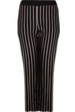 Hose mit Streifen Doris Streich Bast(111503731)