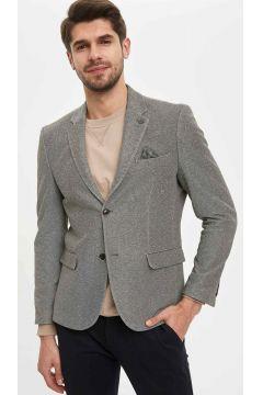 DeFacto Erkek Modern Fit Blazer Ceket(108642358)
