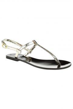 David Jones Kadın Parmak Arası Sandalet Dore(110945255)