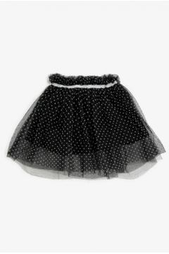 Koton Kız Çocuk Puantiyeli Simli Tütü Etek(124962050)