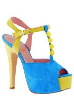 Chaussures escarpins Cuomo Sandalo Tacco 140 Talons-Hauts(127857074)