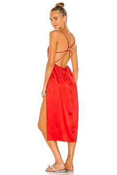 Платье миди strappy - fleur du mal(125445972)