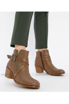 Brown - Boot - Boots - Shamdan(110334587)