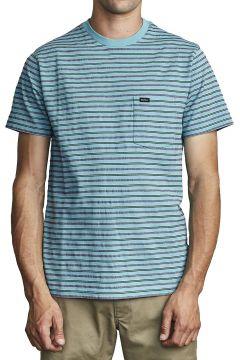 RVCA Runaway T-Shirt blauw(116968549)