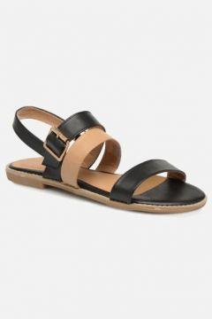 SALE -20 Divine Factory - Decorbe - SALE Sandalen für Damen / schwarz(111574593)