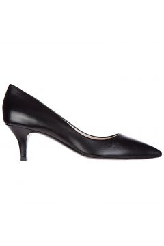 Women's leather pumps court shoes high heel(118073695)