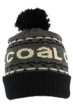 Bonnet Coal Bonnet Pompon Headwear The Kelso Gris et Noir(115449892)