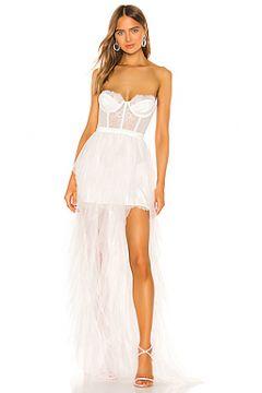 Вечернее платье - For Love & Lemons(115068243)