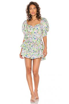 Мини платье jardine - For Love & Lemons(118965564)