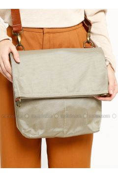 Khaki - Shoulder Bags - Ottobags(110318533)