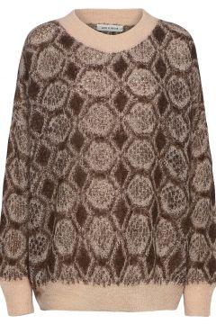 Knit Strickpullover Braun SOFIE SCHNOOR(121387955)