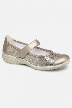 Remonte - Danya - Ballerinas für Damen / grau(111625003)
