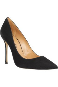 Chaussures escarpins Pura Lopez 107 velours Femme Noir(127953348)