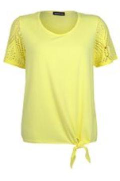 Shirt mit Knotendetail seeyou citron(115851547)