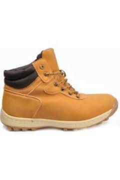 Pantofelek24.pl | Wysokie męskie obuwie CAMEL(112082704)