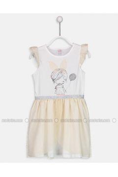 Yellow - Kids Nightgowns - LC WAIKIKI(110343386)