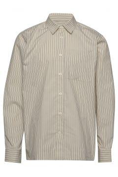 Boxy Shirt Hemd Casual Beige HAN KJØBENHAVN(108467665)