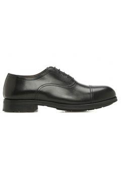 Magnanni Erkek Kahverengi Deri Ayakkabı Siyah 39 EU(121827528)
