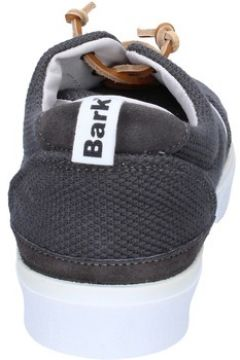 Chaussures Bark sneakers gris textile daim AG587(88469557)