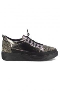 Eşle 20y 38-311 Kadın Sneakers Ayakkabı Platin(110963978)