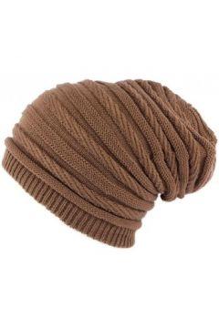 Bonnet Nyls Création Bonnet Rasta Oversize Marron Clair Jack Nyls Creation(115449857)