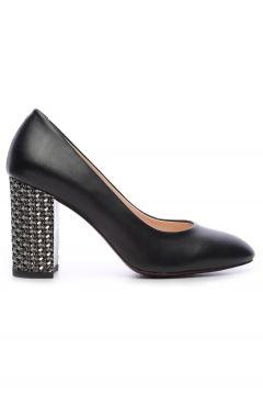KEMAL TANCA Kemal Tanca Kadın Vegan Topuklu Ayakkabı(113618252)