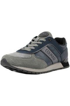 Chaussures Colmar Baskets Homme Travis Runner Prime ref_46965 Marine(128011043)
