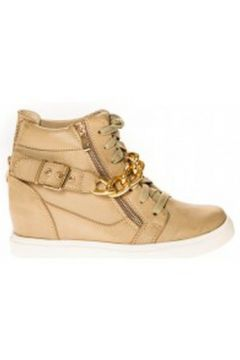 Chaussures Cassis Côte d\'Azur Baskets Kabongo Beige(115471364)
