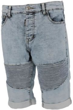 Short Hite Couture Vider denim blue bermuda(127909679)