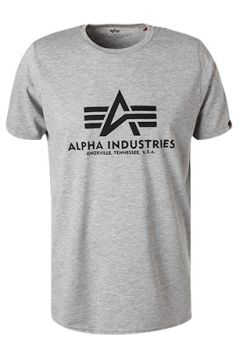 ALPHA INDUSTRIES Basic T-Shirt 100501/17(121461801)