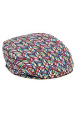 Grevi Erkek Colorblocked Balıksırtı Desenli Şapka L EU(117771945)