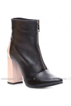 Black - Boot - Boots - Mecrea(110323254)