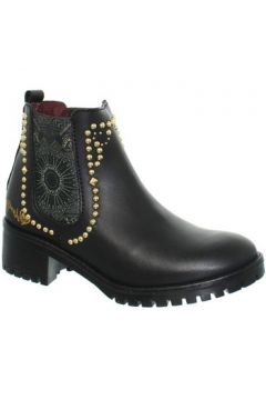 Boots Desigual Boots ref_des-41667-noir(128012487)